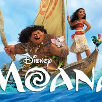 Review - Moana (2016)