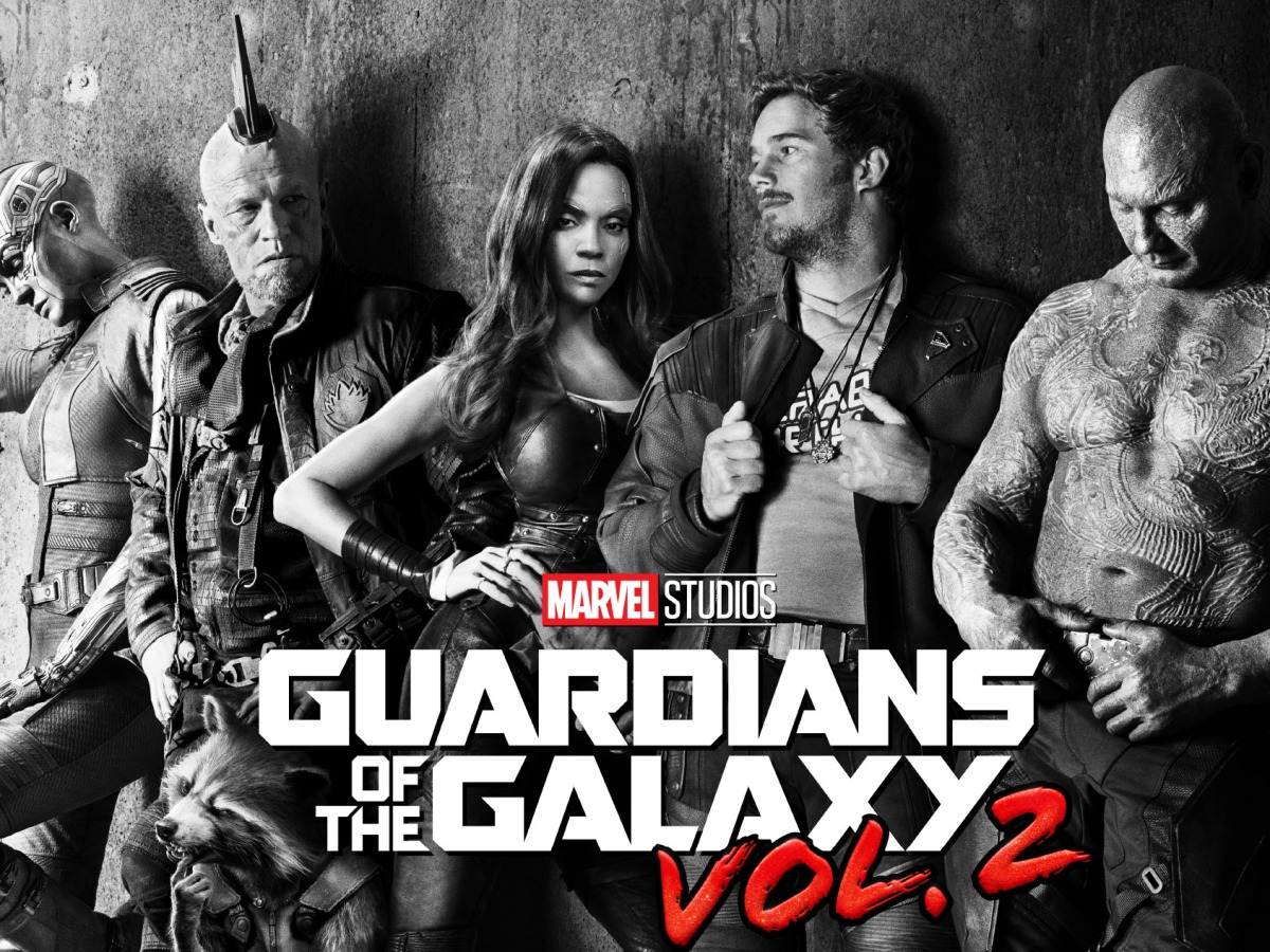 Review - Guardians of the Galaxy Vol. 2 (2017)