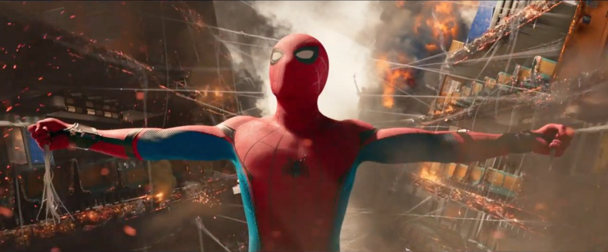 Review - Spider-Man Homecoming (2017)