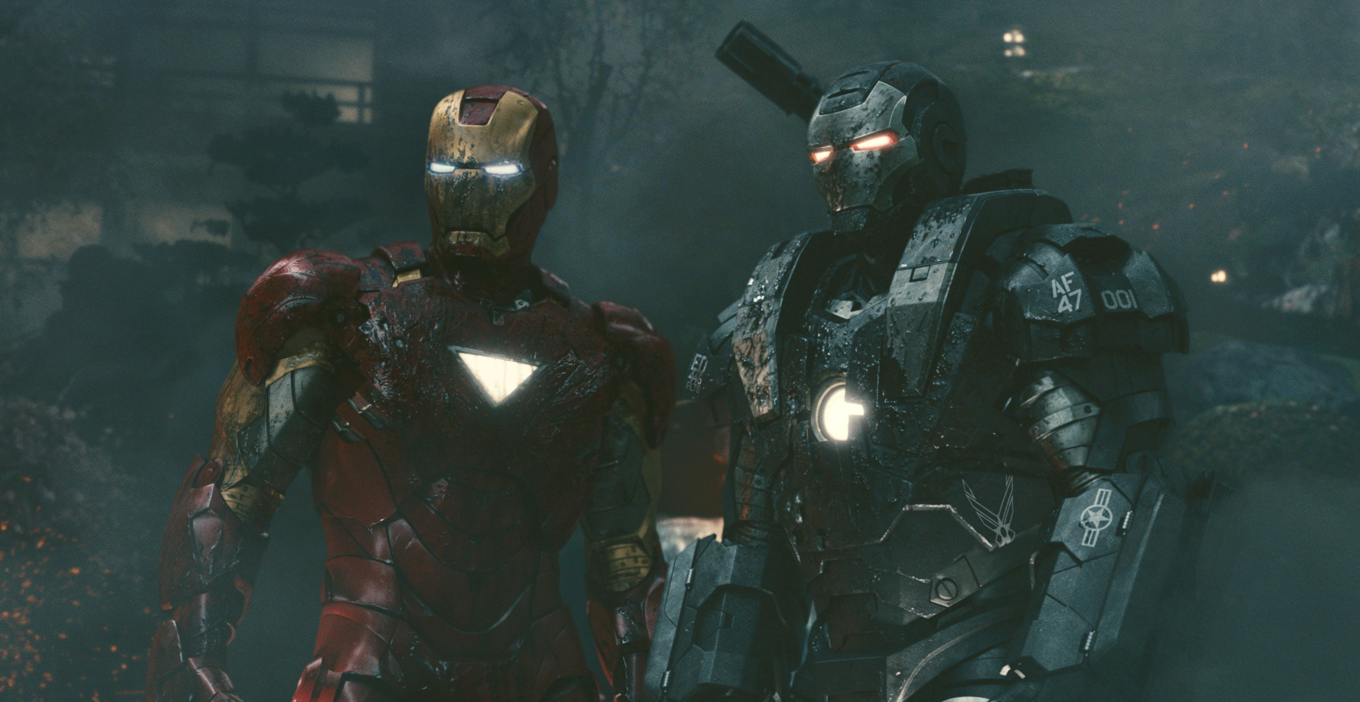 Review Iron Man 2 2010 Colbybryant Com