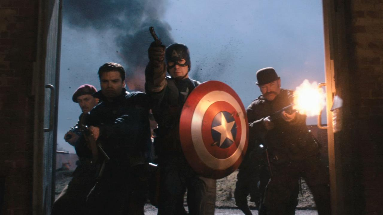 Review Captain America The First Avenger 2011 Colbybryant Com