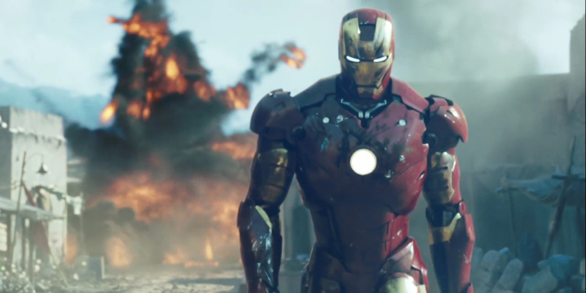 Review Iron Man 2008 Colbybryant Com