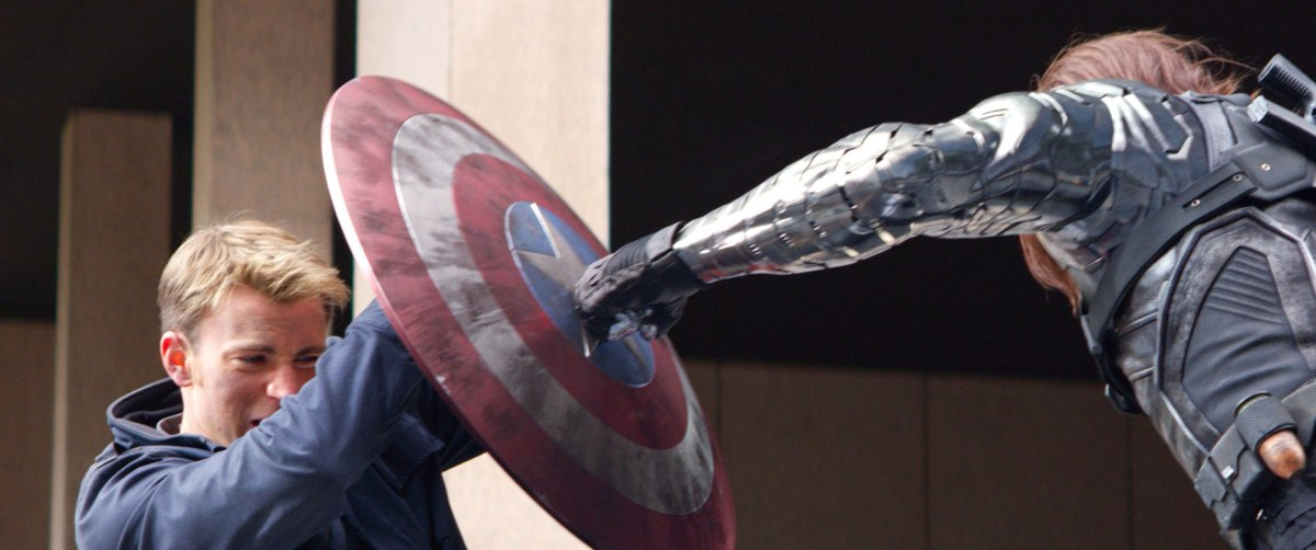 Review - Captain America: The Winter Soldier (2014)