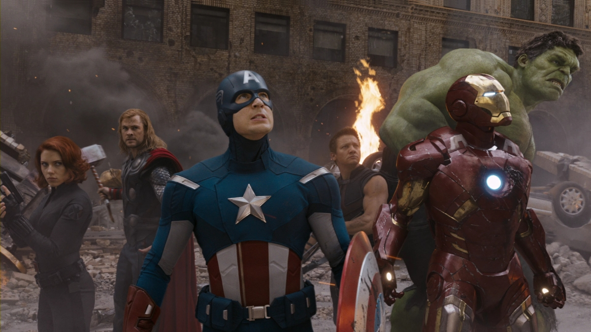 Review - The Avengers (2012)