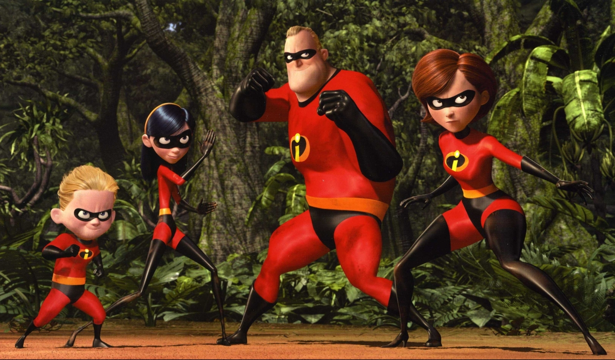 Review - The Incredibles (2004)
