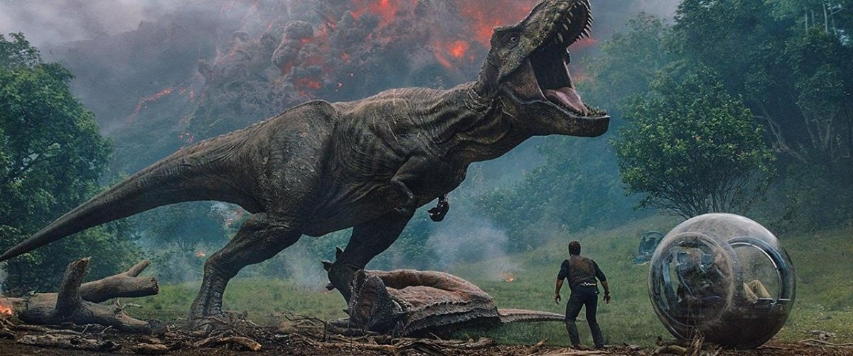 Review - Jurassic World: Fallen Kingdom (2018)