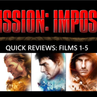 Quick Reviews - Mission: Impossible 1-5