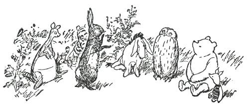 The Original Shepard Drawings