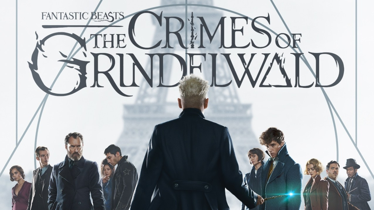 Review - Fantastic Beasts: The Crimes of Grindelwald (2018)