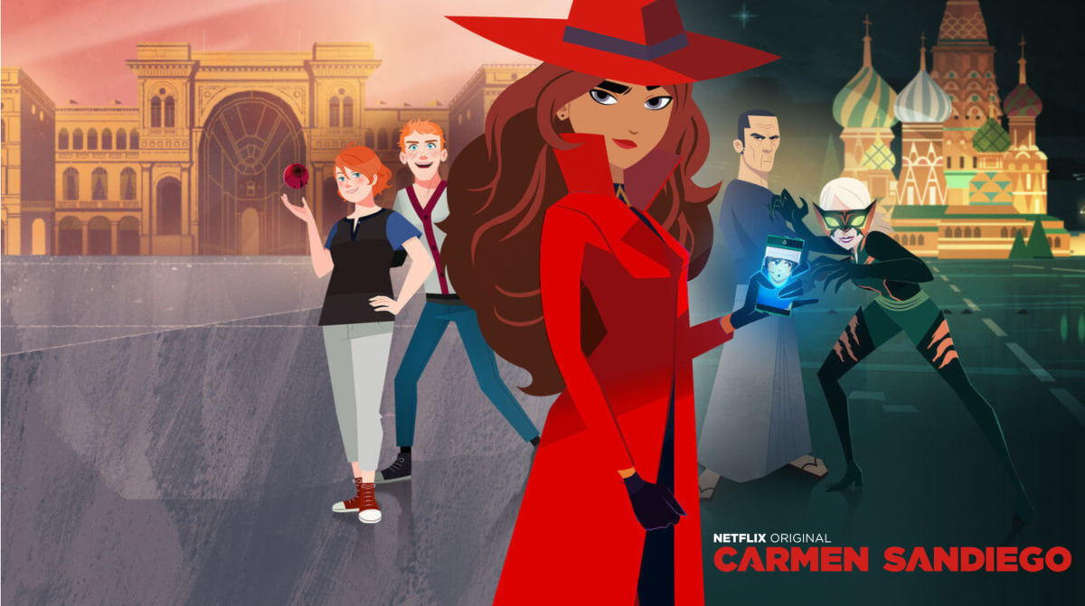 Review - Carmen Sandiego (Season 1)