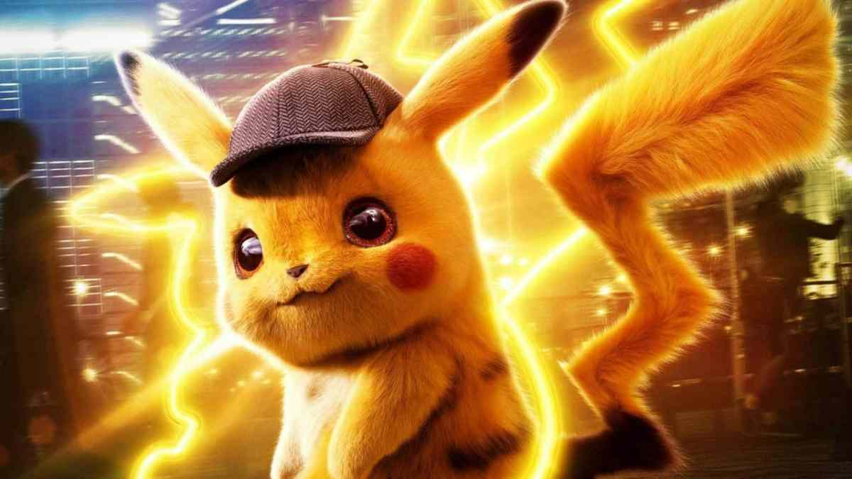 Review - Pokémon Detective Pikachu (2019)